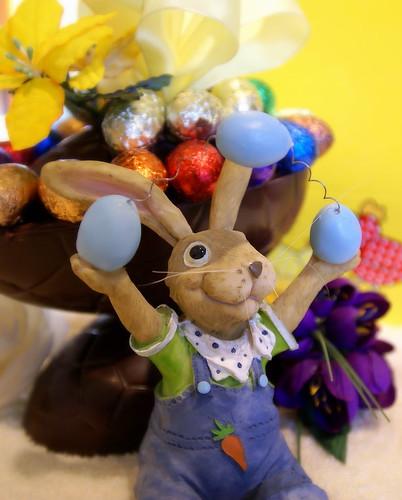 Happy Easter! Fijne Paasdagen! Buona Pasqua! Felices pascuas!