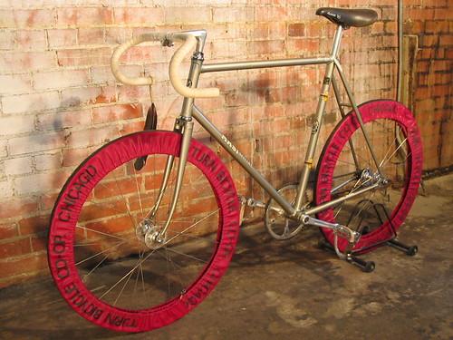 Masi Special pursuit track bike