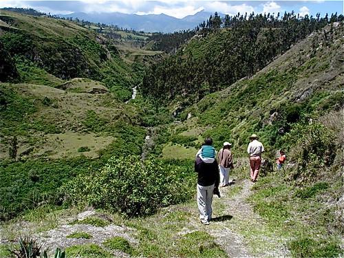 Cotacachi adventure