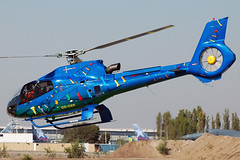 EC-130 (Bernardo Z Gomez) Tags: santiago airport chopper landing helicopter heli helicoptero helo aterrizaje stgo fidae scel cccee