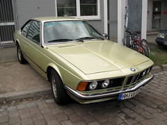 BMW 633 CSi (E24) (jens.lilienthal) Tags: auto classic cars car vintage hamburg voiture bmw oldtimer autos csi voitures youngtimer 633 e24 kantsteinlegenden