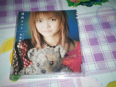 原裝絕版 2004年 8月4日  安倍麻美 初回 洛克人X CD 原價 1000 yen 中古品