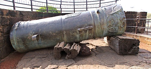 The Malik-e-Maidan Cannon