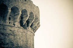 The Tower (Matteo Crema) Tags: old italy tower stone italia torre medieval tuscany toscana pietra medievale medioevo vecchio excapture