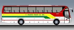 F. Franco Trans Co. Inc. (I-cocoy22-I) Tags: b bus florida f transit trans ilocos franco laoag norte gv batac