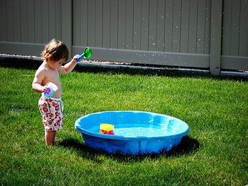 splash.