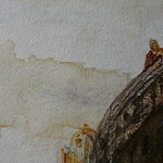 MOREAU Gustave,1890 - Bethsabée (drawings, dessin, disegno-Louvre RF12388) - Detail 64 thumbnail