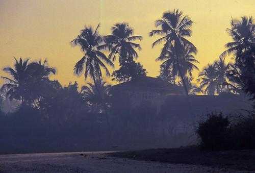 India at daybreak