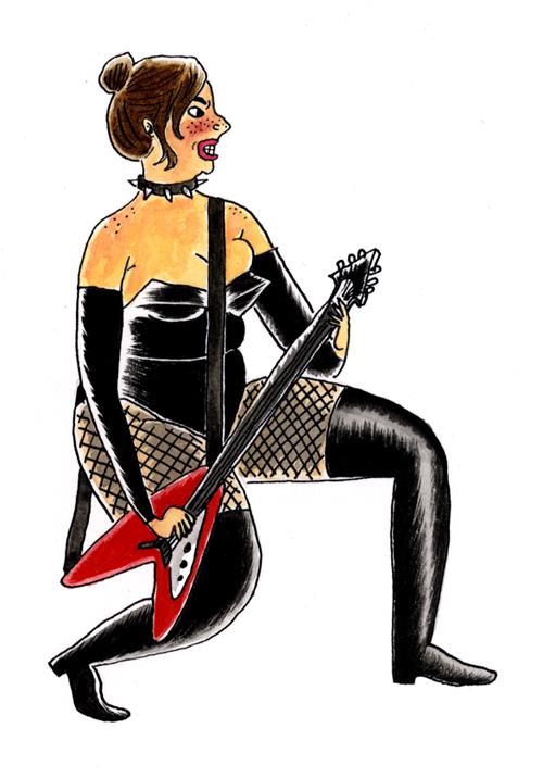 Vanessa Rocker