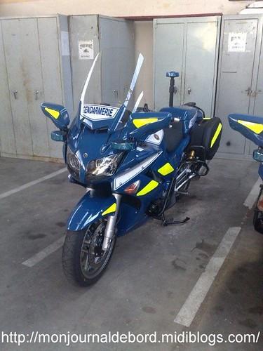 Yamaha FJR 1300 Gendarmerie 1