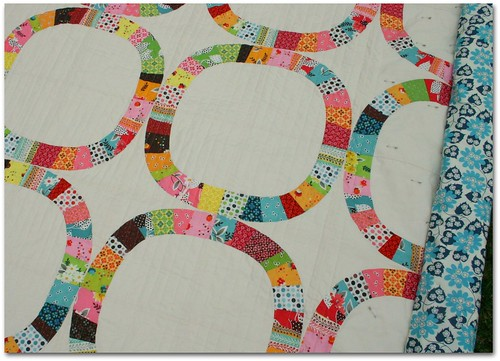 quilting away - wordless wednesday