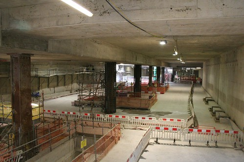 The future ticket hall level