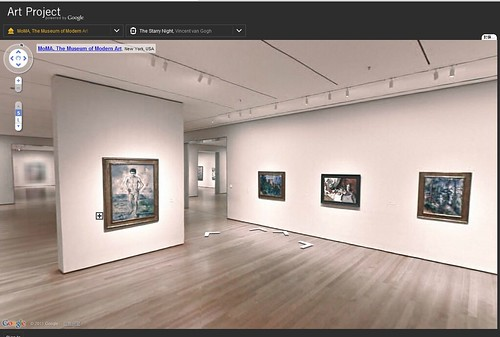 網路 | Art Project 最偉大的藝術計畫 by Google