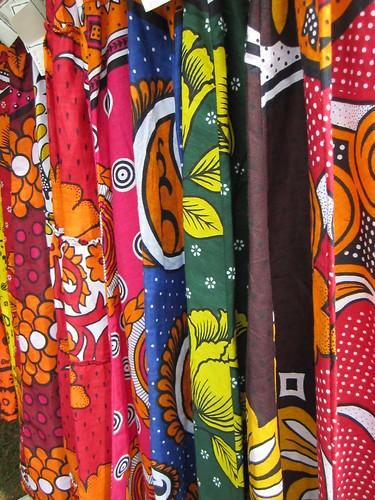 Kanga at Soko Soko Market