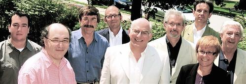 Hector Zenil, Stephen Wolfram, Paul Davies, Ugo Pagallo, Gregory Chaitin, Cristian Calude, Karl Svozil, Gordana Dodig-Crnkovic and John Casti