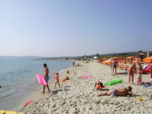 Playa De Pampelonne Pampelonne Beach Saint Tropez France Www