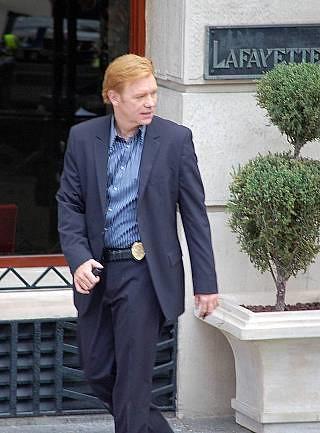 CSI:Miami--David Caruso by deergus.