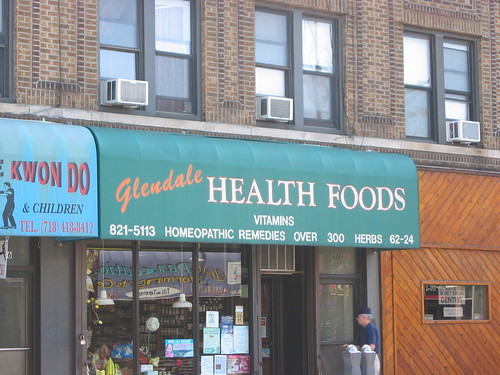 Glendale Health Foods Store New York