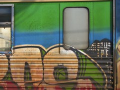 arezzo 5 (haga kure) Tags: art station writing graffiti tag traincar hiphop piece bombing spraycan hagakure pezzo aersol