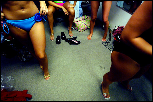 Pageant Legs