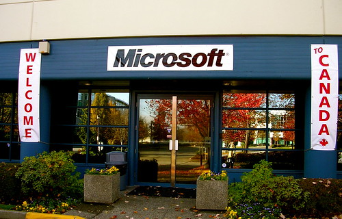 Microsoft Canada's Richmond Software Development Centre