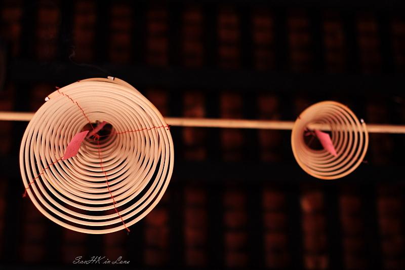 Spiral @ KL Temple
