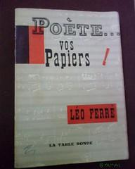 Léo FERRE