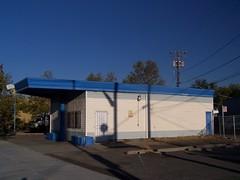 20071008 Joy F. Wanamaker Service Station