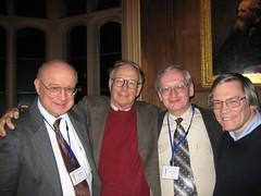 Jim Bardeen, Jim Hartle, Alexei Starobinsky, A...