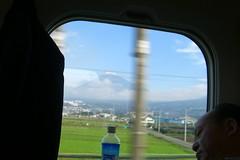 CIMG5844-Train to Kyoto -- Mt Fuji (Yoshiwara, Shizuoka, Japan) Photo