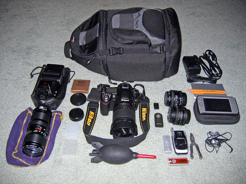 Whats in your go-bag?
