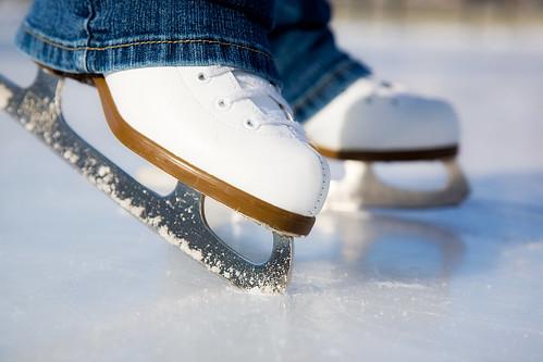Катаюсь на коньках беременным