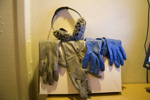 blue leather grey oasis gloves accessories hm earwarmers