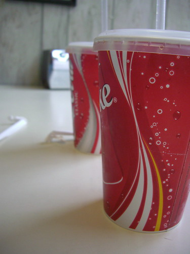 A couple of Cokes