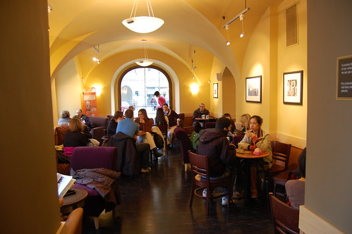 Starbucks Prague