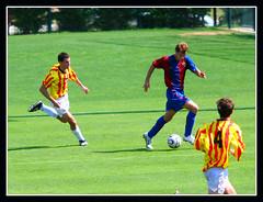 """Barcelona 2  Sant Andreu 0 <a style=""""margin-left:10px; font-size:0.8em;"""" href=""""http://www.flickr.com/photos/23459935@N06/2242745458/"""" target=""""_blank"""">@flickr</a>"""
