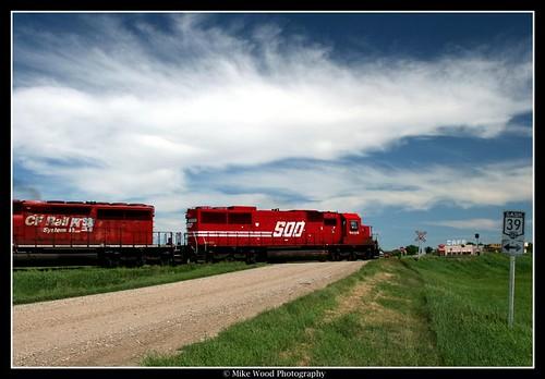 A Prairie Level Crossing, 2007