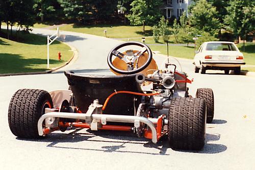 Margay Kart ca. 1989