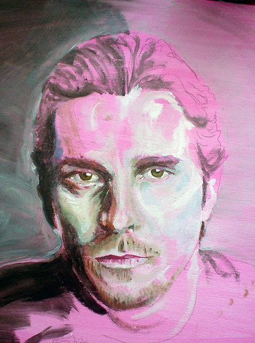 christian bale close up WIP 02/15/08