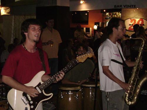 Bonde Som - Dia da Rua - 28/02/08