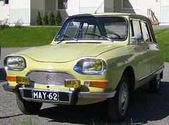 Ami 8 berline club 1971/72 (turtl3cv) Tags: 6 citroen 8 ami ami6 ami8