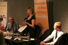 Emma Hockridge, Soil Association at Food Miles Fringe