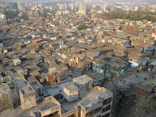 ambani house view of mumbai slums