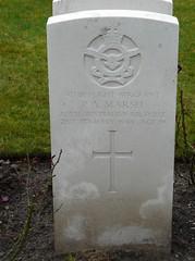 0096 Marsh P.A. (golli43) Tags: berlin cemetery germany memorial soldiers westend charlottenburg wargraves secondworldwar britishsoldiers australiansoldiers heerstrasse alliedsoldiers