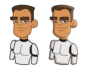 clone-face