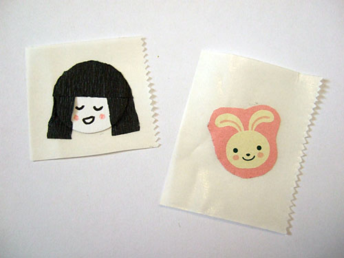 Handmade Stickers