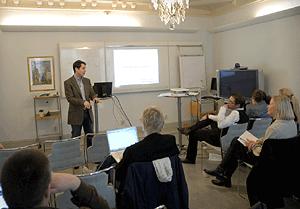Blogging In America - David Grossman