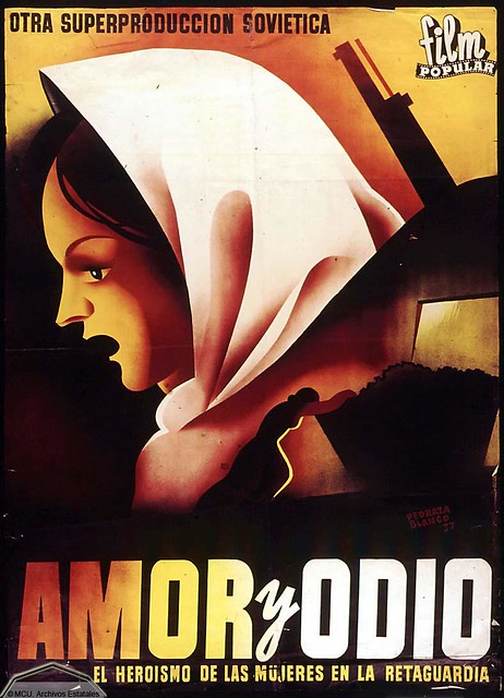 amor y odio. Cine soviético: amor y odio