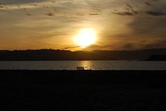 Sunset over Wellington