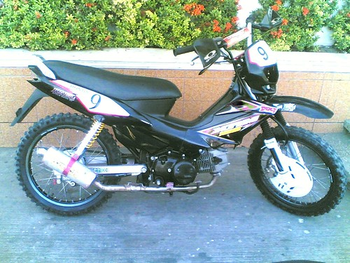 XRM 125 OF JIREH RAVINA- 100% PURE STOCK- KAEL CYCLE ZONE CADIZ CITY